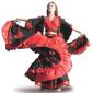 Flamenco costumes