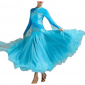 Dlouhé taneční šaty