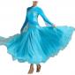 Long dance dress