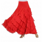 Dancing long skirts