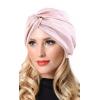 Čepice, šátky a turbany