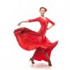 Women's dance dress