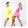 Dívčí taneční šaty